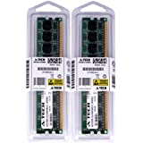 4GB KIT 2x 2GB For Dell Optiplex 160 210L 330 360 740 745c 755 DT / MT / SFF 760 DT / MT / SFF 760 Series (Desktop Mini Tower and Small Form Factor) 760 DIMM DDR2 NON-ECC PC2-6400 800MHz RAM Memory