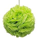 Ben-Collection-7-Pomander-Flower-Kissing-Ball-Multi-Color-Home-Wedding-Decoration