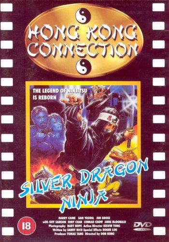 Silver Dragon Ninja [DVD] [Reino Unido]: Amazon.es: Paulo ...