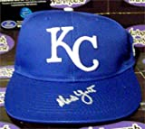 Ned Yost autographed hat (Kansas City Royals 2015 World Series Champions Manager) - Autographed Hats