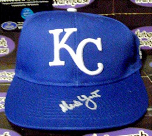 Ned Yost autographed hat (Kansas City Royals 2015 World Series Champions Manager) - Autographed Hats Autograph Warehouse