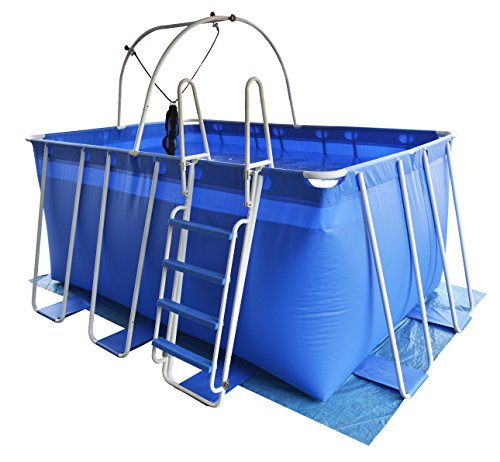 iPool 3 (Deluxe Sized iPool with Stainless Steel Ladder) by Fitmax