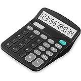 Calculator, Helect Standard Function Desktop Calculator - H100