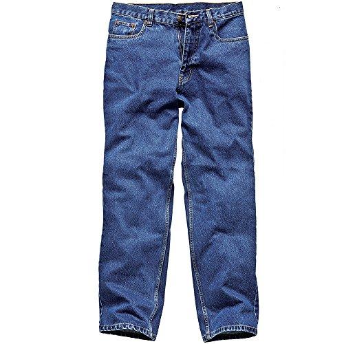 Dickies WorkerJeans stonewashed Jeans blau BU 32T, WD1693