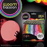 iLLoom Balloon - Fixed LED Light Up Balloons - 15pk (Mixed)