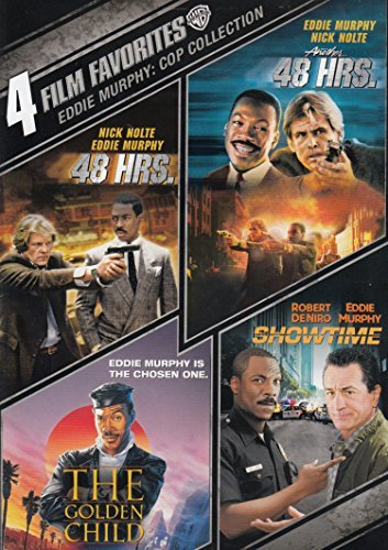 4 Film Favorites - Eddie Murphy: Cop Collection - 48 Hrs / Another 48 Hrs / Golden Child / Showtime