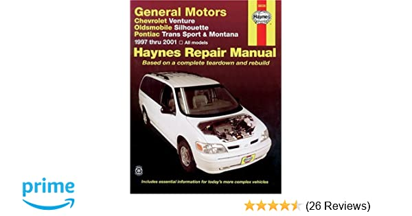 chevrolet venture oldsmobile silhouette pontiac trans sport and rh amazon com Chevrolet Parts Lookup Chevrolet Repair Information