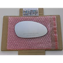 HEATED Mirror Glass (Non-Blue) with BACKING PLATE for BMW 1 3 Series M3 Z4 Passenger Side View Right RH
