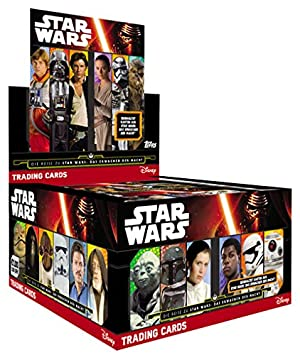 Topps Star Wars Journey to Star Wars - Expositor con ...
