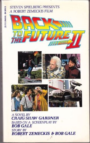 Back to the Future, Part II: A Novel (Back To The Future The Game 2)