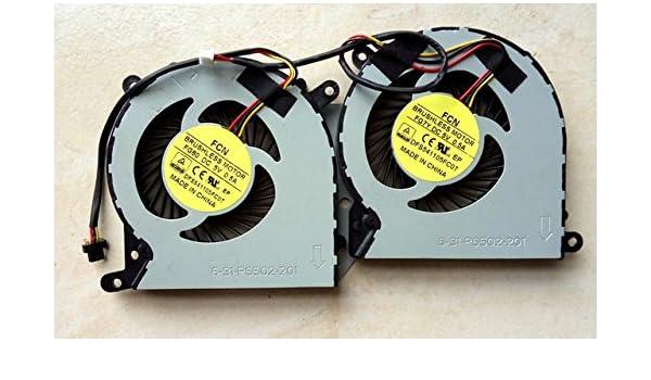 Vga fan bottom fan