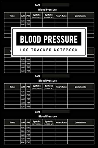 blood pressure log tracker health planner blood pressure tracker blood pressure journal blood pressure form template blood pressure sheet