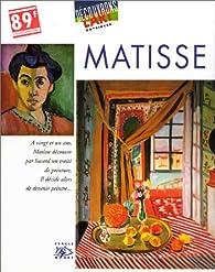 Matisse - Découvrons l'Art, Cercle d'Art par Philippe Monsel