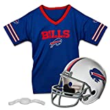 Franklin Sports NFL Buffalo Bills Replica Youth Helmet and Jersey Set