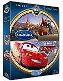 Ratatouille + Cars : Quatre roues - Coffret 2 Blu-Ray [Blu-ray]