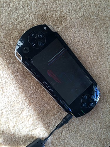 Sony Psp 1001K Playstation Portable  Psp  System  Black