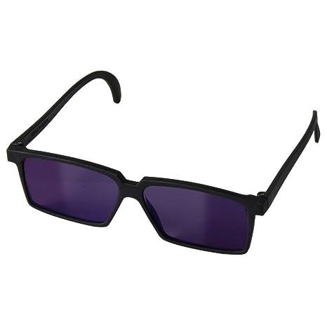 Kriman Spy Gafas de Sol Gafas de visión Trasera Espejo ...