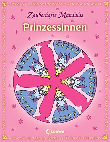 Zauberhafte Mandalas – Prinzessinnen