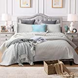 ONETEAR Bedspread Cover+Pillow Shams Pre-wash Microfiber Quilted Coverlet Quilt Set Bedding with Diamond Design-All Season-Protection Non-Slip Dustproof Dog-Proof(Baby Camel, Queen)