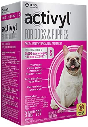 Activyl For Small Dogs >15-22 Lbs