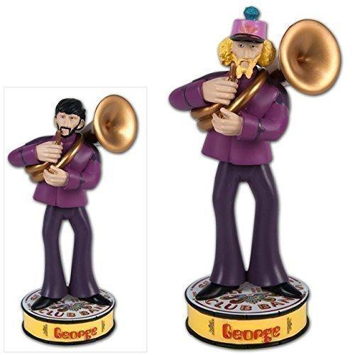 The Beatles Yellow Submarine George Harrison Premium Motion Statue ()