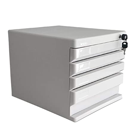 Archivadores con espiral Gabinete de archivo de escritorio Gabinete con cinco capas de archivador con cerradura