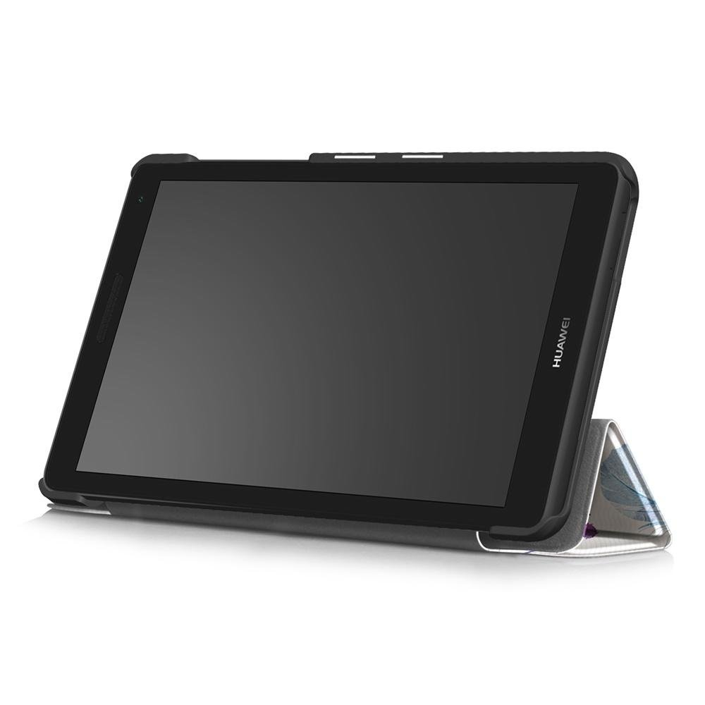 BG2-U01 Tablet DETUOSI Custodia per Huawei MediaPad T3 7.0 3G Cover in Pelle PU Case Custodia con Supporto