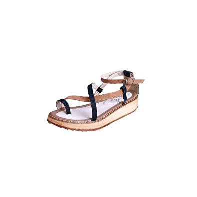 c40d59587d39 gracosy Womens  Platform Sandals Summer Strappy Sandals Cross Chunky Wedge  Open Toe Flatform Heel Casual