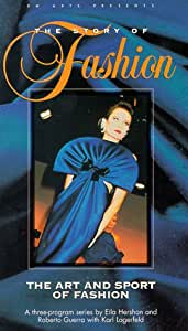 The Story of Fashion: Vol. 2, The Art and Sport of Fashion [VHS]