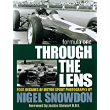 Formula One Through the Lens: Three Decades of Motorsport Photography
