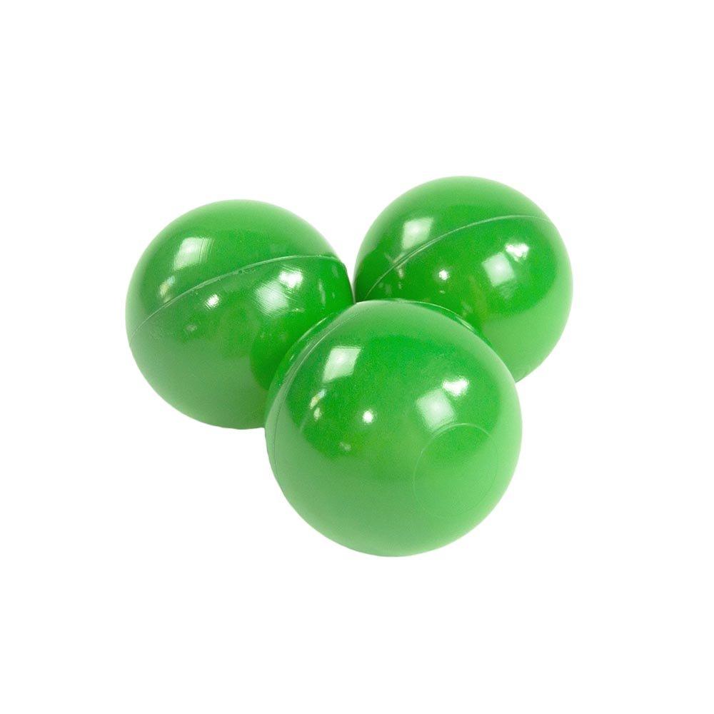 MeowBaby Baby Kleinkinder Ball Bälle Für Bällebad 100 Stück Zertifiziert, Beige,7cm
