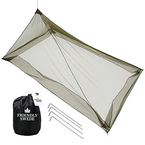 Friendly Swede Mosquito Camping Included product image