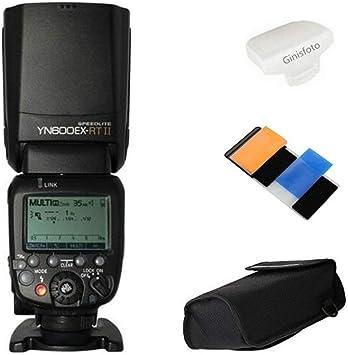 Yongnuo Yn600ex Rt Ii Flash Speedlite Für Yn E3 Rt Kamera