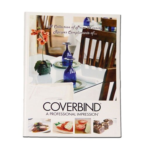 Coverbind 3//8 Print On Demand Thermal Covers 70pk 675840