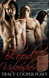 Blood Unleashed: A Vampire Menage Urban Fantasy Romance (Blood Stone Book 3)