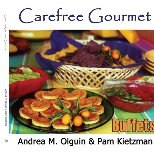 Carefree Gourmet Presents: Dazzling Desserts, Bountiful Brunch, Tea Anytime, Brazilian Bar-B-Que, Casual Cajun, and Classy Cocktail For up to 20 Guests]()