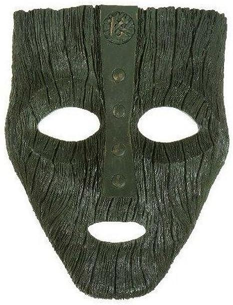 Amazon Com The Mask Movie Loki Mask Replica Prop Memorabilia Hollywood Replica Props Clothing
