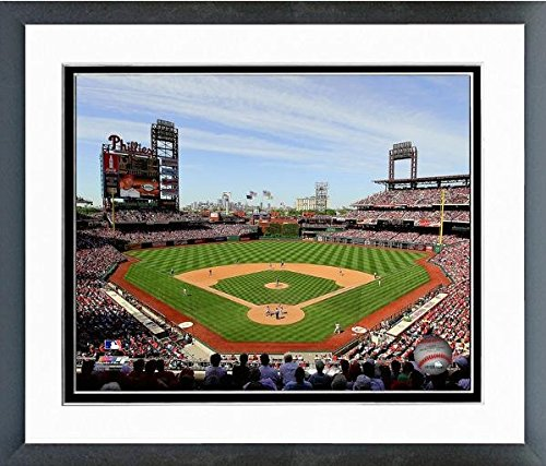Citizens Bank Park Philadelphia Phillies MLB Stadium Photo (Size: 12.5