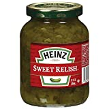 Heinz Sweet Relish, 10 Ounce (Pack of 12)