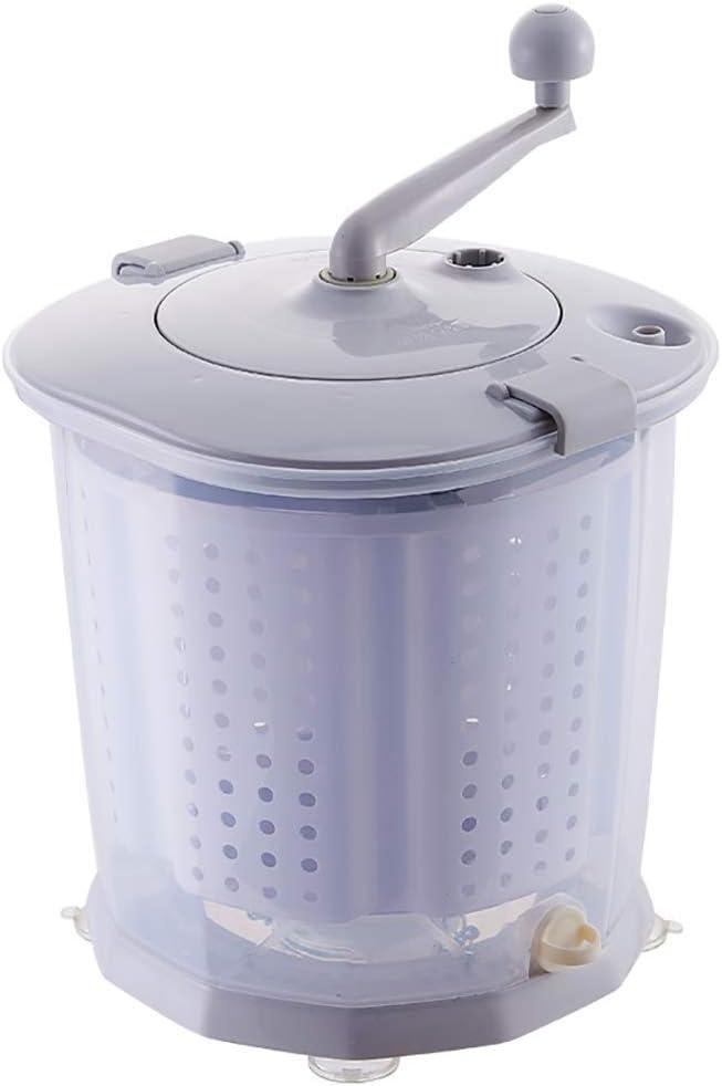 Lavadoras Manual de manivela Manual, no eléctrica, Secadora, Secadora portátil, mostrador para Acampar, Apartamentos, vehículos recreativos
