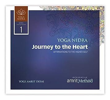 Amazon.com: Yoga Nidra - Journey to the Heart: Affirmations ...
