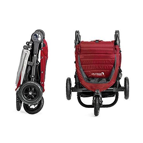 Baby Jogger 2014 City Mini Gt Single Stroller Crimson