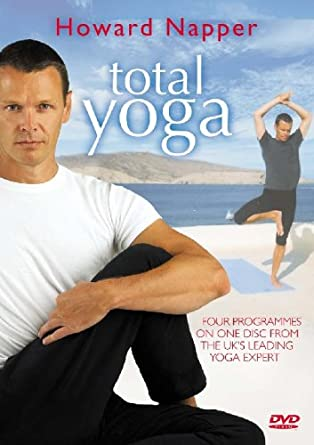 Total Yoga [DVD] [Reino Unido]: Amazon.es: Howard Napper ...