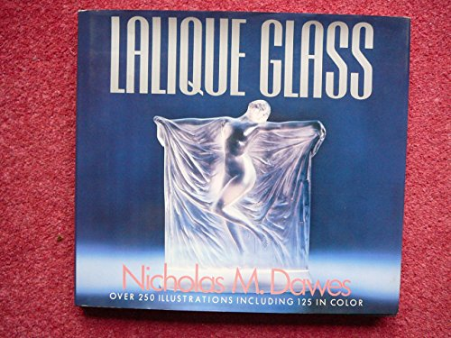 Lalique Glass by Nicholas M. Dawes (1-Apr-1986) Hardcover, used for sale  Delivered anywhere in USA