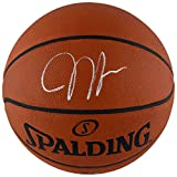 JAMES HARDEN Houston Rockets Autographed Spalding Official NBA Game Basketball FANATICS