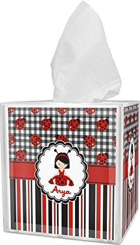 Ladybug Tissue Box Cover - 4