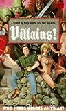 Villains!: Bk. 1 (Roc)