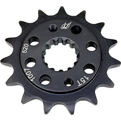 Vortex 454K-50 Solid Black 50-Tooth Rear Sprocket