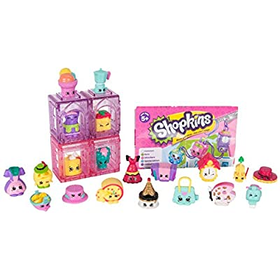 Shopkins World Vacation (Europe) -Mega Pack: Toys & Games
