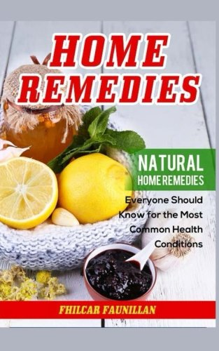 Home Remedies: Natural Home Remedies  Everyone Should Know For The Most Common Health Conditions